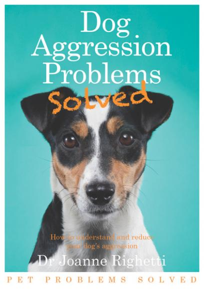 Dog Aggression Problems Solved Book