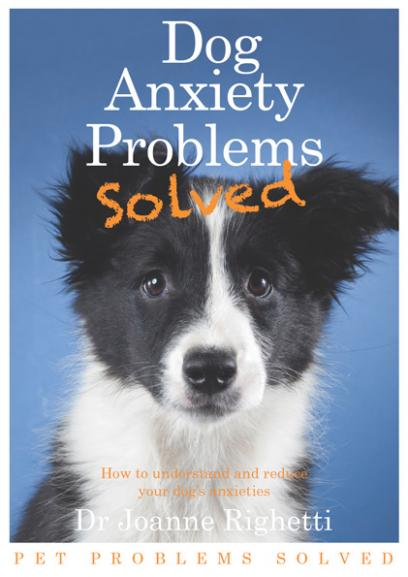 Dog Anxiety Problems Solved Book